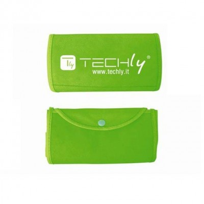 Borsa riutilizzabile Techly in TNT - Techly - I-TLY-SHOPPER-2