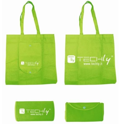 Borsa riutilizzabile Techly in TNT - Techly - I-TLY-SHOPPER-3