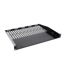 Mensola 1 U per armadio rack Audio Video - Techly Professional - I-CASE AV-ATRAYV1