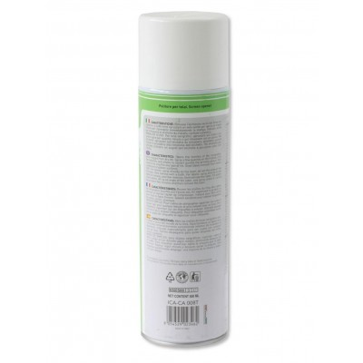 Cleaning Frames and Removing Labels Spray 500ml - Techly - ICA-CA 008T-1