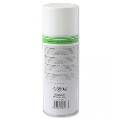 Multi-Purpose Lubricant Spray 400ml - Techly - ICA-CA 015T-1