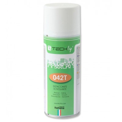 Silicone Spray Lubricant Release Agent Gliding - Techly - ICA-CA 042T-1