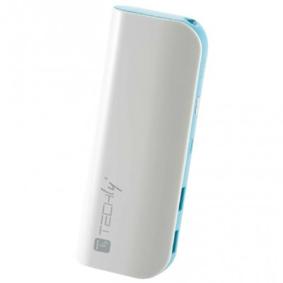 Power Bank 10400 mAh USB Battery Charger for Smartphone Tablet - Techly - I-CHARGE-10400TY-3