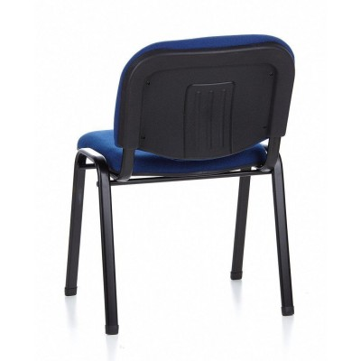 Conference Chair Blue Fabric - Techly - ICA-CT 050BLU-11
