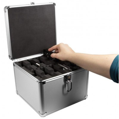 """Protective Case for 10 3.5"""" HDD - Techly - ICA-HD 35FC10-3"""