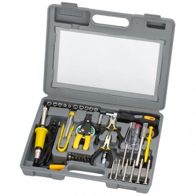 PC Tool Kit 56 pcs - Techly Np - I-CTK 56TLY-1