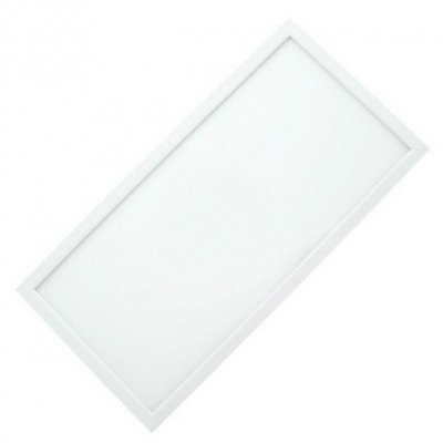 LED Panel Light Flat 42W 30x60cm Neutral White A+ - Techly - I-LED-P36-F422W-1