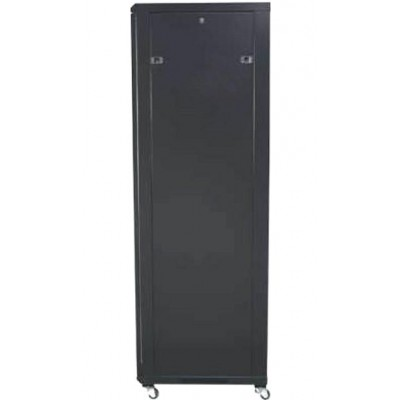 "Audio Video Rack Cabinet 19 ""36U 600x600 Black - Techly Professional - I-CASE AV-2136BKTY-6"