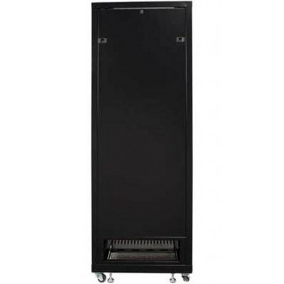 "Audio Video Rack Cabinet 19 ""36U 600x600 Black - Techly Professional - I-CASE AV-2136BKTY-7"