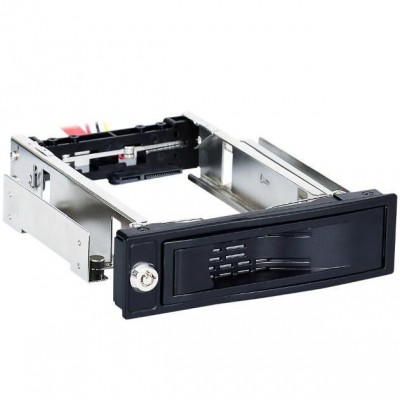 "Removable Drawer 3.5"" SATA HDD - Techly - ICA-FF 3-35-2"