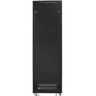 "Audio Video Rack Cabinet 19 ""44U 600x600 Black - Techly Professional - I-CASE AV-2144BKTY-6"