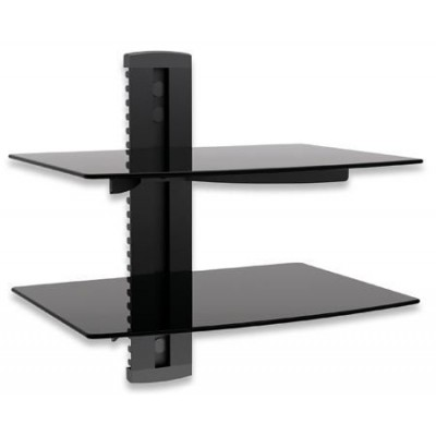 Wall Shelves for Audio-Video Equipment - Techly - ICA-DRS 503-1