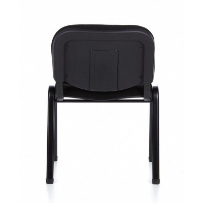 Conference Chair in Black Fabric - Techly - ICA-CT 050BLK-9