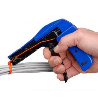 Professional Cable Wire Tie Gun - Techly - I-HT 116-2