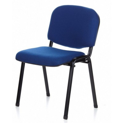 Conference Chair Blue Fabric - Techly - ICA-CT 050BLU-17
