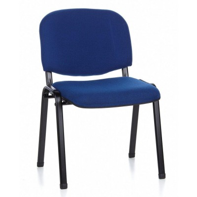 Conference Chair Blue Fabric - Techly - ICA-CT 050BLU-2
