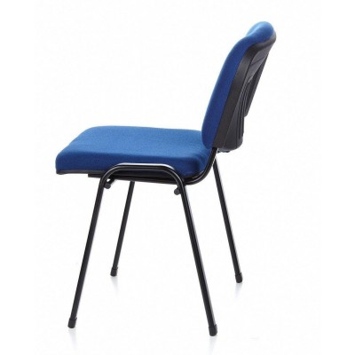 Conference Chair Blue Fabric - Techly - ICA-CT 050BLU-14