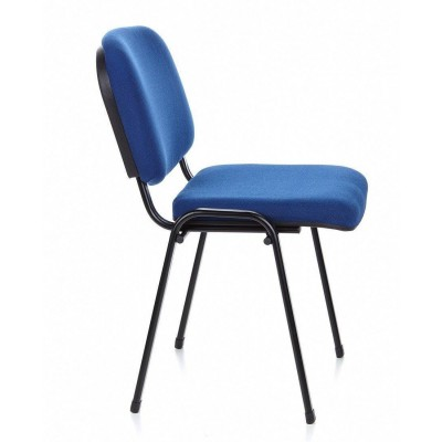 Conference Chair Blue Fabric - Techly - ICA-CT 050BLU-5