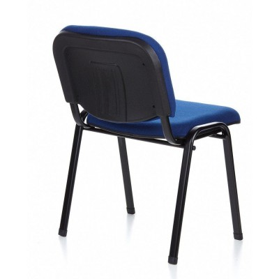 Conference Chair Blue Fabric - Techly - ICA-CT 050BLU-8