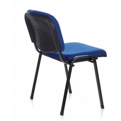 Conference Chair Blue Fabric - Techly - ICA-CT 050BLU-7