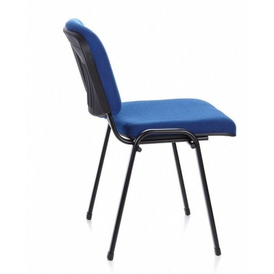Conference Chair Blue Fabric - Techly - ICA-CT 050BLU-6