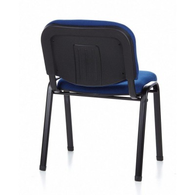 Conference Chair Blue Fabric - Techly - ICA-CT 050BLU-9