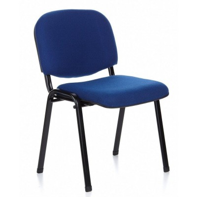 Conference Chair Blue Fabric - Techly - ICA-CT 050BLU-4