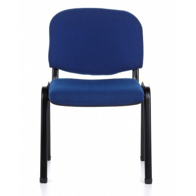 Conference Chair Blue Fabric - Techly - ICA-CT 050BLU-1