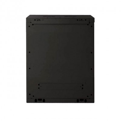 "Wall Rack Cabinet 19"" 12 units D450 to Assemble Black - Techly Professional - I-CASE FP-2012BKTY-4"