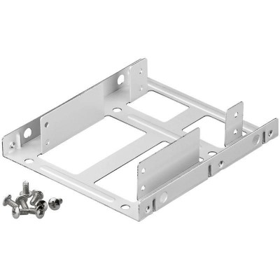 "Mounting Kits for 2.5"" HDD on 3.5"" Accommodation - Techly - ICA-FF 3-143-1"
