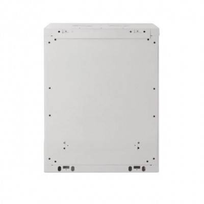 "Wall Rack Cabinet 19"" 12 units D600 to Assemble Grey - Techly Professional - I-CASE FP-3012GTY-3"