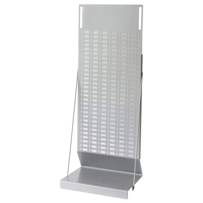 Desk Exhibitor Stand for Batteries 80cm - Techly - I-TLY-BATTERY2-3