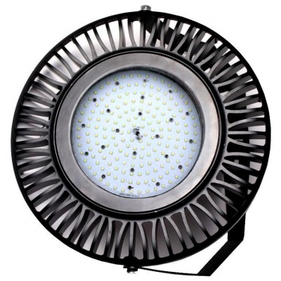 LED Lamp High Bay Industrial IP65 160W Cool White - Techly - I-LED-BAY-160WP-1