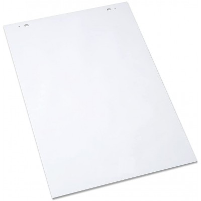 30 Sheets Block Replacement Boards Flipchart - Techly - ICA-FP 30R-1