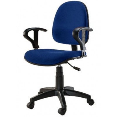 Easy Office Chair Blue - Techly - ICA-CT MC04BLU-1