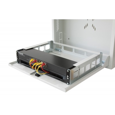 Security box for DVR White video surveillance systems with Anti-intrusion system - Techly Professional - ICRLIM08AI2-11
