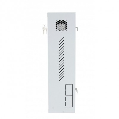 Security box for DVR and video surveillance systems White with Anti-intrusion - Techly Professional - ICRLIM08AI-11