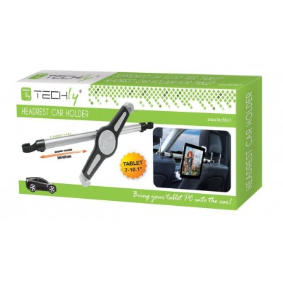 """Car Support for iPad Tablet 7-10"""" - Techly - I-TABLET-CAR4-1"""
