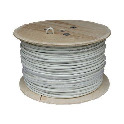 S/FTP Roll Cable Cat.6 Copper 305m Solid Grey - Techly Professional - ITP-C6S-RIS-1