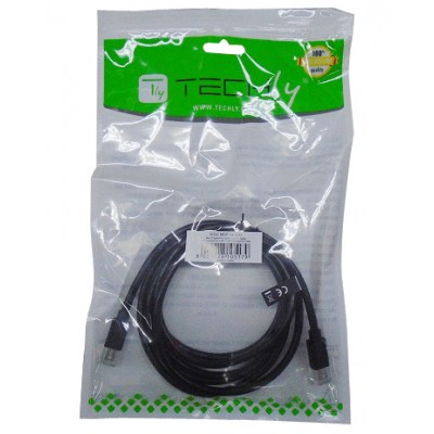 Mini DisplayPort V.1.4 (Thunderbolt) Monitor Cable M/M 2 m - Techly - ICOC MDP-14-020-1