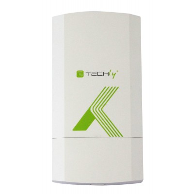 Point-to-Point CPE 300Mbps to 2.4GHz 8dBi - Techly - I-WL-CPE120-1
