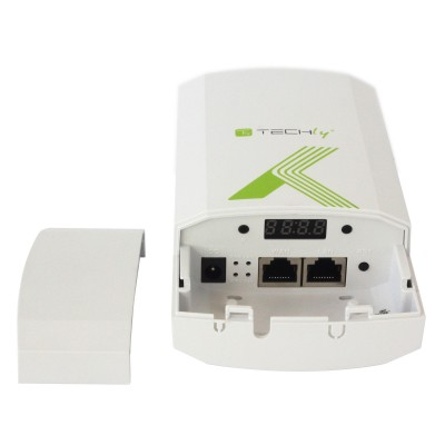 Point-to-Point CPE 300Mbps to 5.8GHz 15dBi - Techly - I-WL-CPE880-5