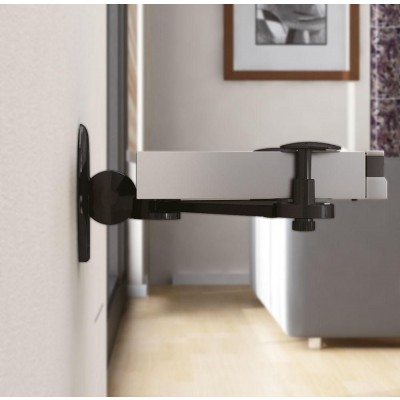 Folding Wall Support for Audio / Video Devices - Techly - ICA-DRS 500-3