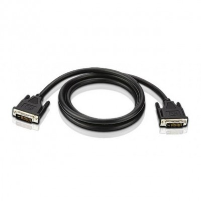 Monitor Cable DVI digital M / M Dual Link 3 meters (DVI-D) - Techly - ICOC DVI-8130-2