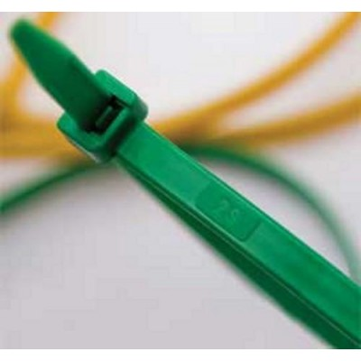 Kit Multicolor Nylon Cable Ties 200 pcs - Techly - ISWT-SET-CL-3