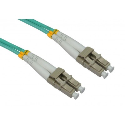 LC/LC Multimode 50/125 OM3 1m Fiber Optics Cable - Techly Professional - ILWL D5-LCLC-010/OM3-2