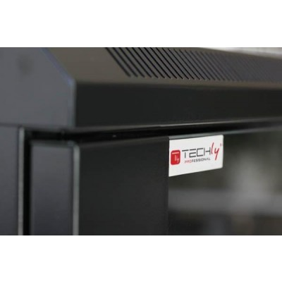 "Wall Rack Cabinet 19 ""wall 6 prof.450 Black drives to Assemble - Techly Professional - I-CASE FP-2006BKTY-8"