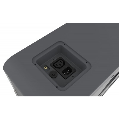 Wall Mounted Charging Cabinet 12 Tablets or Smartphones Grey - Techly Professional - I-CABINET-03TY-8