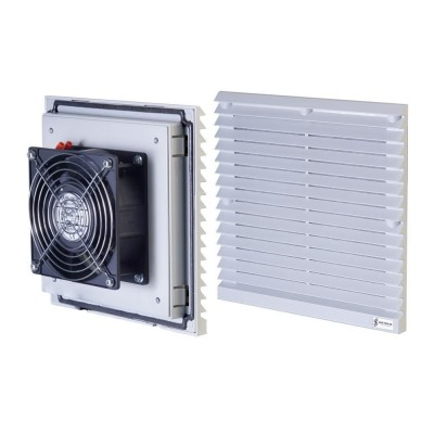 IP54 fan unit 140mc/h - 204x204 mm - Techly Professional - I-CASE IP-FAN204-1