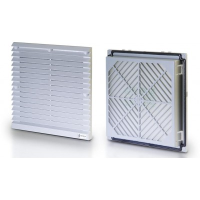 IP54 Air Filter 148.5x148.5 mm - Techly Professional - I-CASE IP-FIL148-1